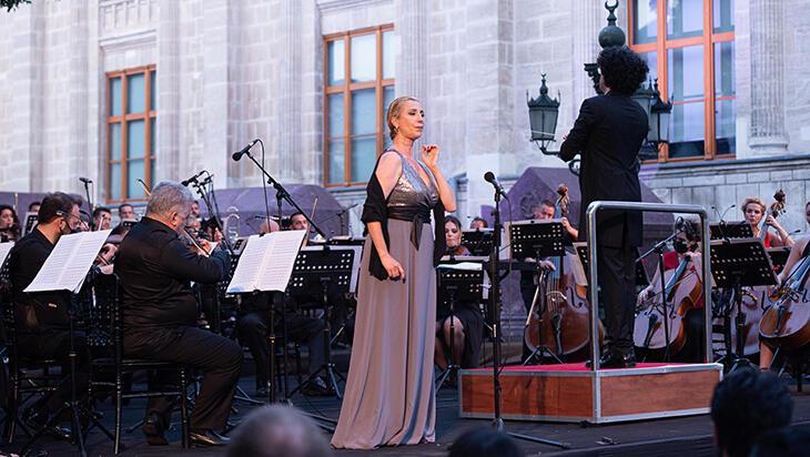 12. Uluslararası İstanbul Opera Festivali Gala Konseri ile başladı