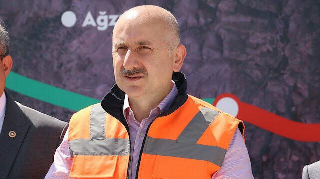 Bakan Karaismailoğlu İstanbullulara müjdeyi verdi: Çok yakında temelini atacağız