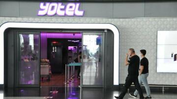 Normalleşme ile beraber İstanbul Havalimanı'ndaki otelde doluluk oranı yüzde 70'lere çıktı