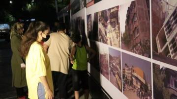 Marmara Depremi'nde hayatını kaybedenler anıldı