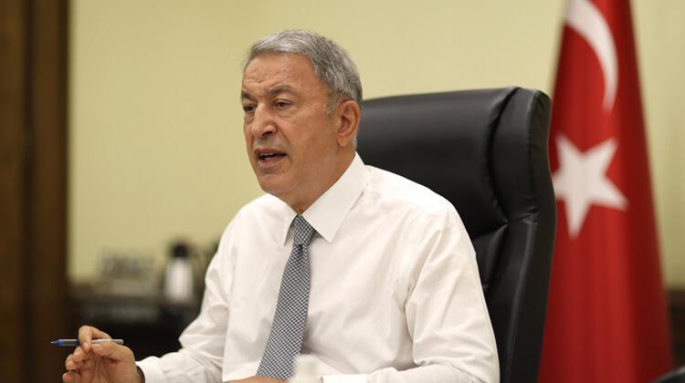 Millî Savunma Bakanı Hulusi Akar: Kabul edilmesi mümkün değil