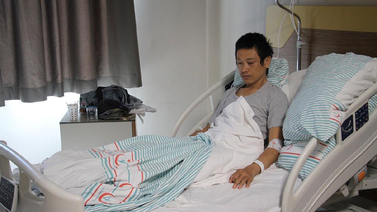 12 yıldır dünya turunda olan Japon turist hayatının şokunu Elazığ'da yaşadı