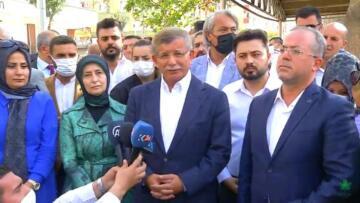 Ahmet Davutoğlu: Diyarbakır Cezaevi'nde yaşananlar hukuk tarihimiz açısından yüz karasıdır
