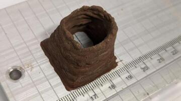 Astronot kanıyla Mars tozu karıştırılacak! Betondan 300 kat dayanaklı 'kozmik beton'
