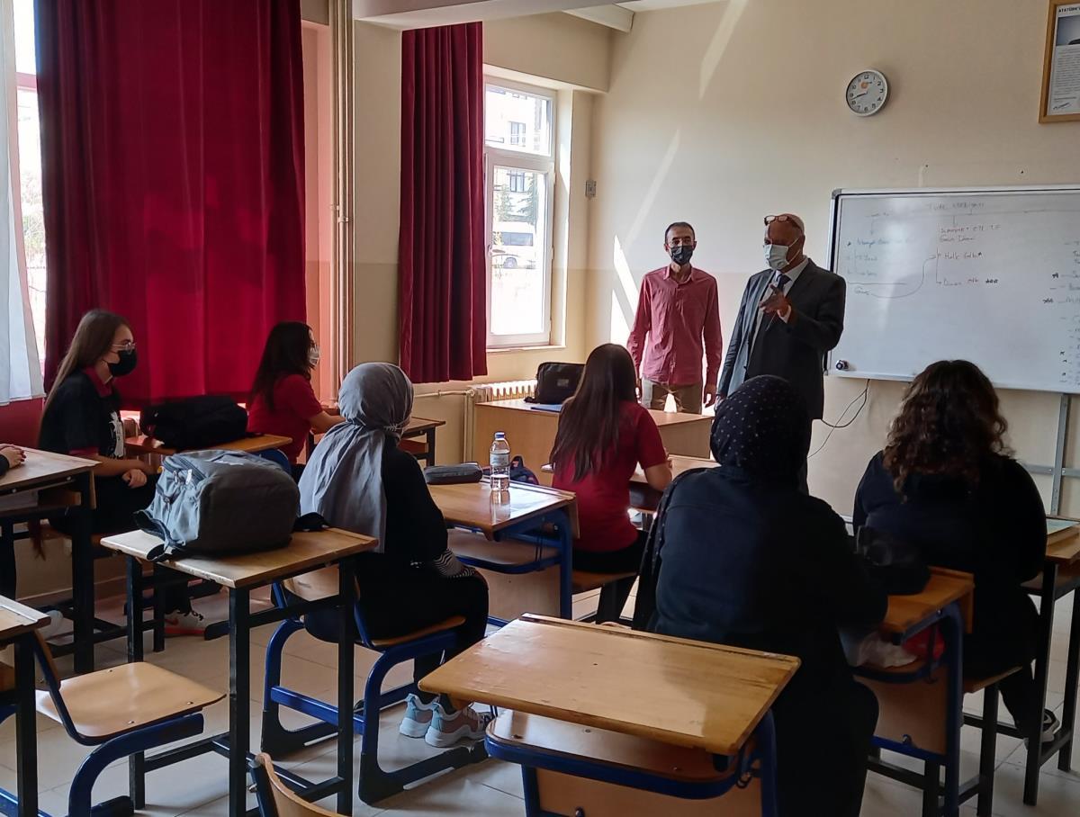 Beypazarı nda öğrenciler ders başı yaptı