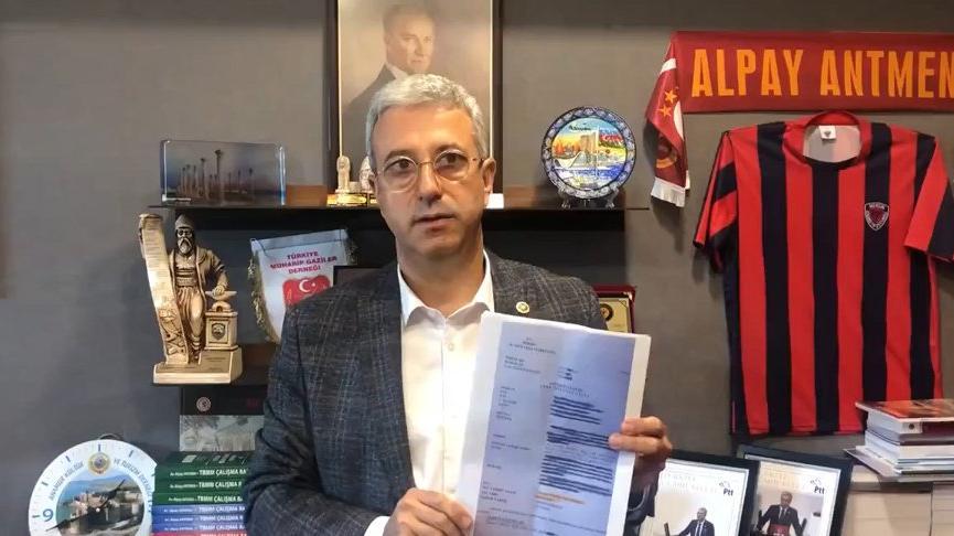 CHP'li Antmen: Bu belgeler, Türk hukuku anlamında bir yargı skandalını gösteriyor