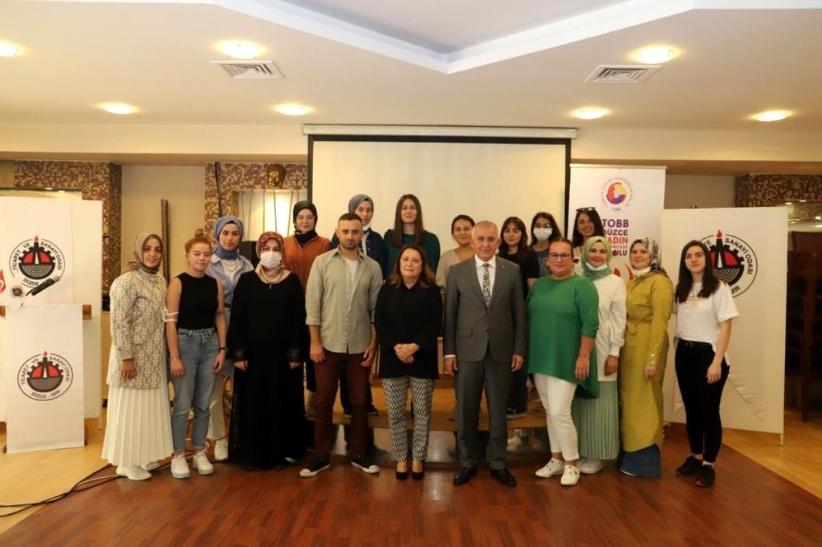 Kadın İstihdamı Ve Sanayi Kültürü Proje Kapsamında İlk Eğitim Yapıldı