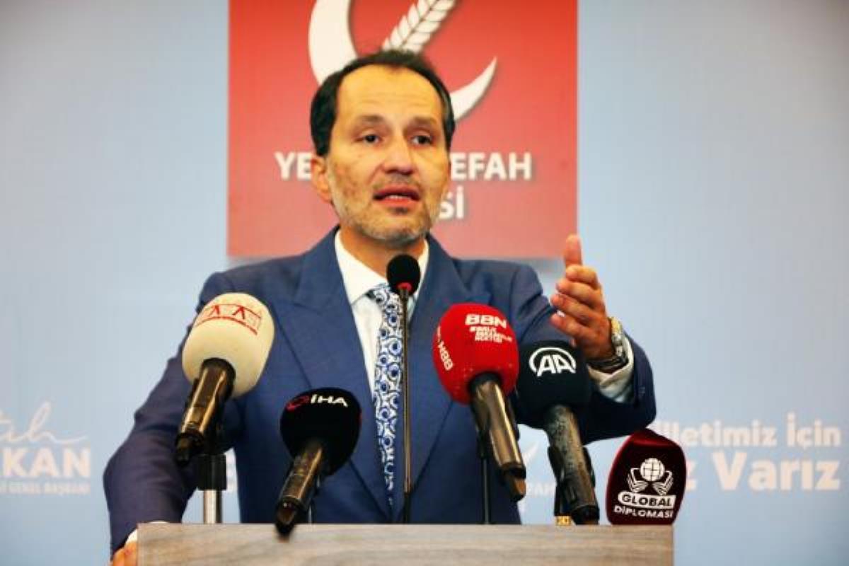 Fatih Erbakan: Seçim barajı sıfıra indirilmeli