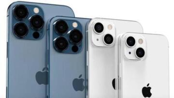 iPhone 13 serisinin ve yeni iPad'lerin RAM boyutları belli oldu!