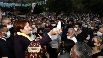 Meral Akşener: Siyasetçi cenahını kolay oy almaya alıştırdınız, bunu değiştireceğiz