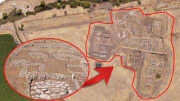 Son dakika… Çayönü Höyüğü'nde 5 bin yıllık sandık mezar bulundu!