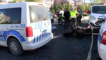 Son dakika haberi: Ankara da trafik ışıklarının çalışmadığı öne sürülen kavşakta kaza: 2 ölü, 2 yaralı