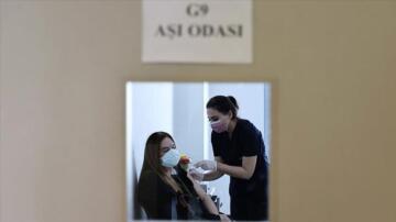 Son dakika… Türkiye'de uygulanan toplam aşı miktarı 100 milyon dozu geçti
