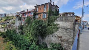 Trabzon'da tapulu 'kale kondu' kirliliği