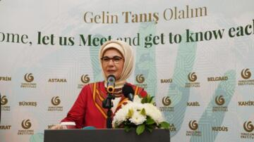 Emine Erdoğan: Gönlümde birikenleri kaleme alma ihtiyacı hissettim